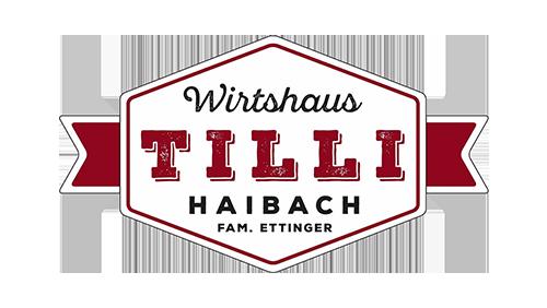 Wirtshaus Tilli - Speisen - Mittagsmenu - Haibach o. d. Donau